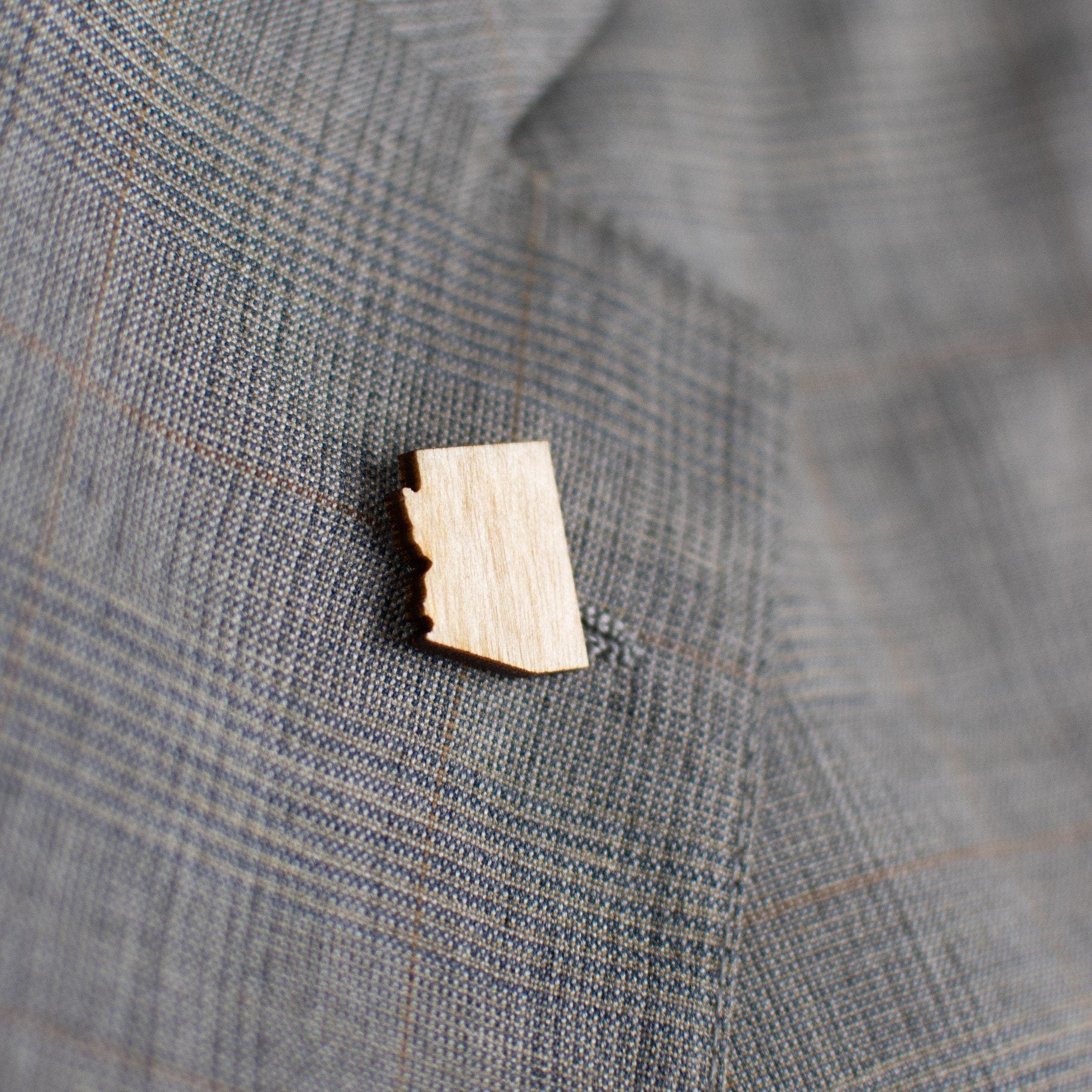 AZ Lapel Pin - Tough Tie