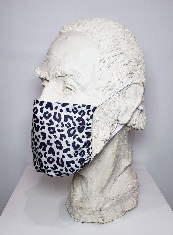 Cool Cat Mask (washable and moisture barrier)