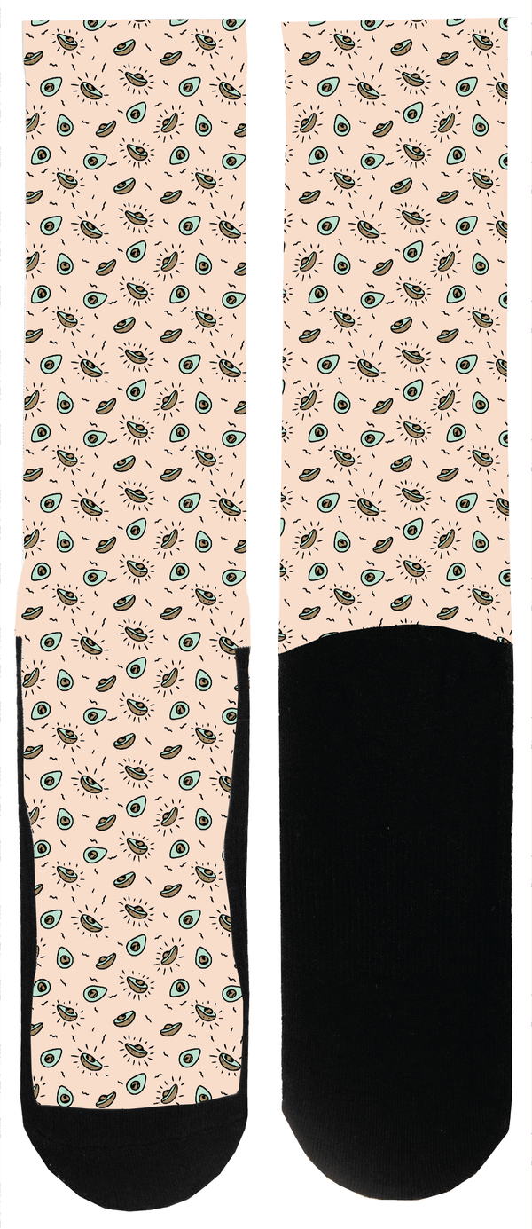 Healthy Fats Sock - Tough Tie