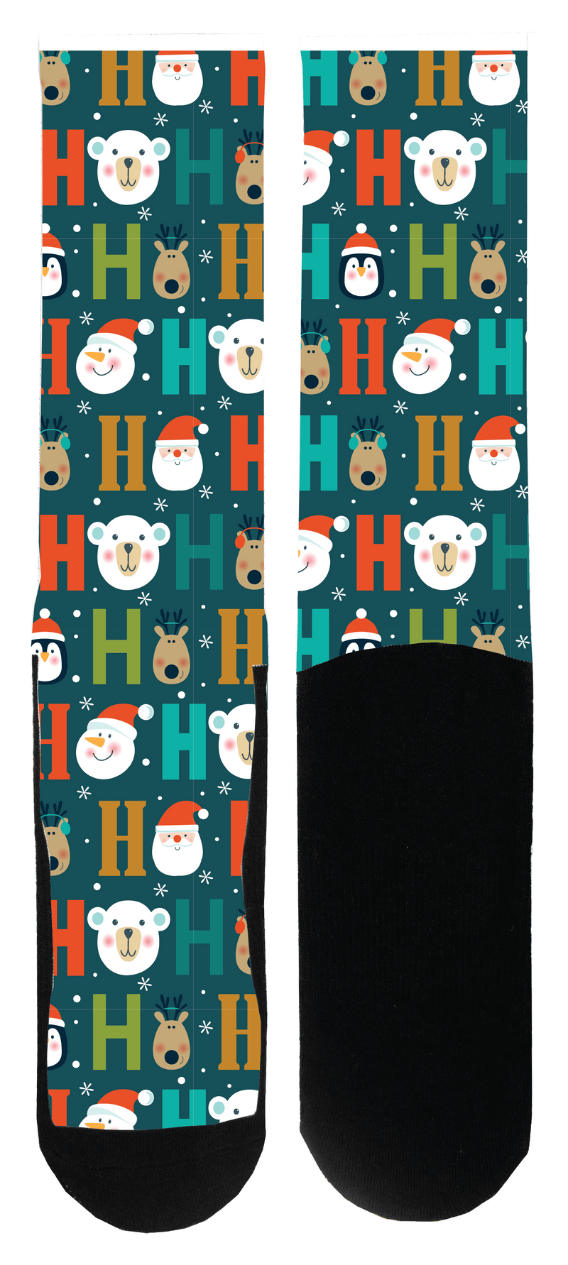 Ho ho hos Sock - Tough Tie