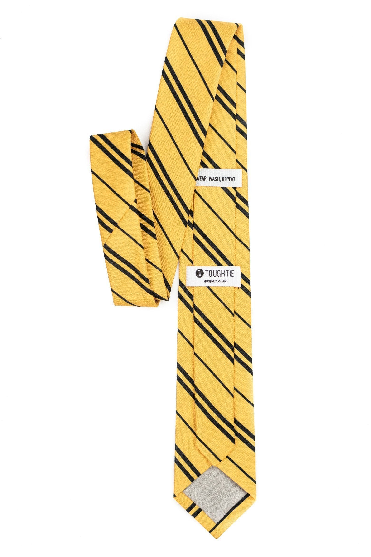 Huffle's Puff - Tough Tie