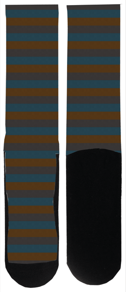 Kutcher Sock - Tough Tie