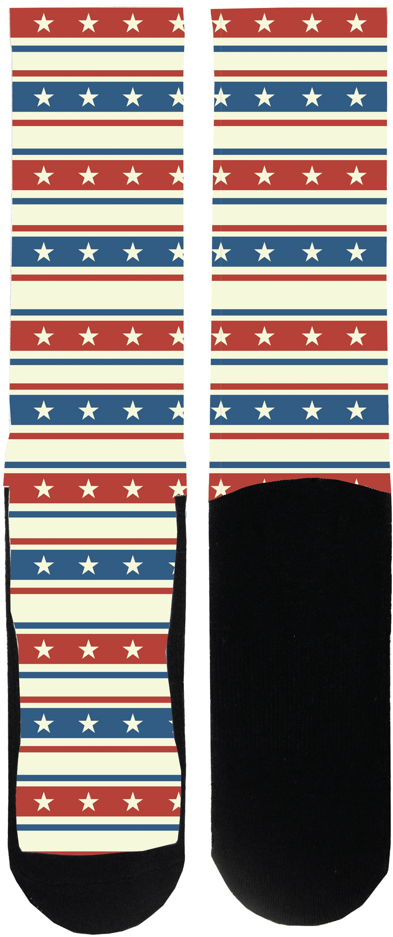 Merica Sock - Tough Tie