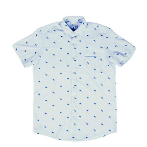 The Nigel Performance Button Up