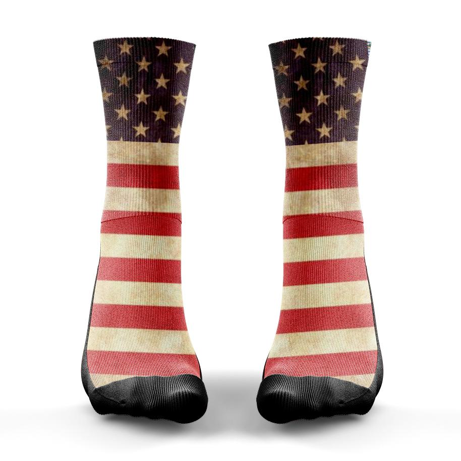 Old Glory Sock