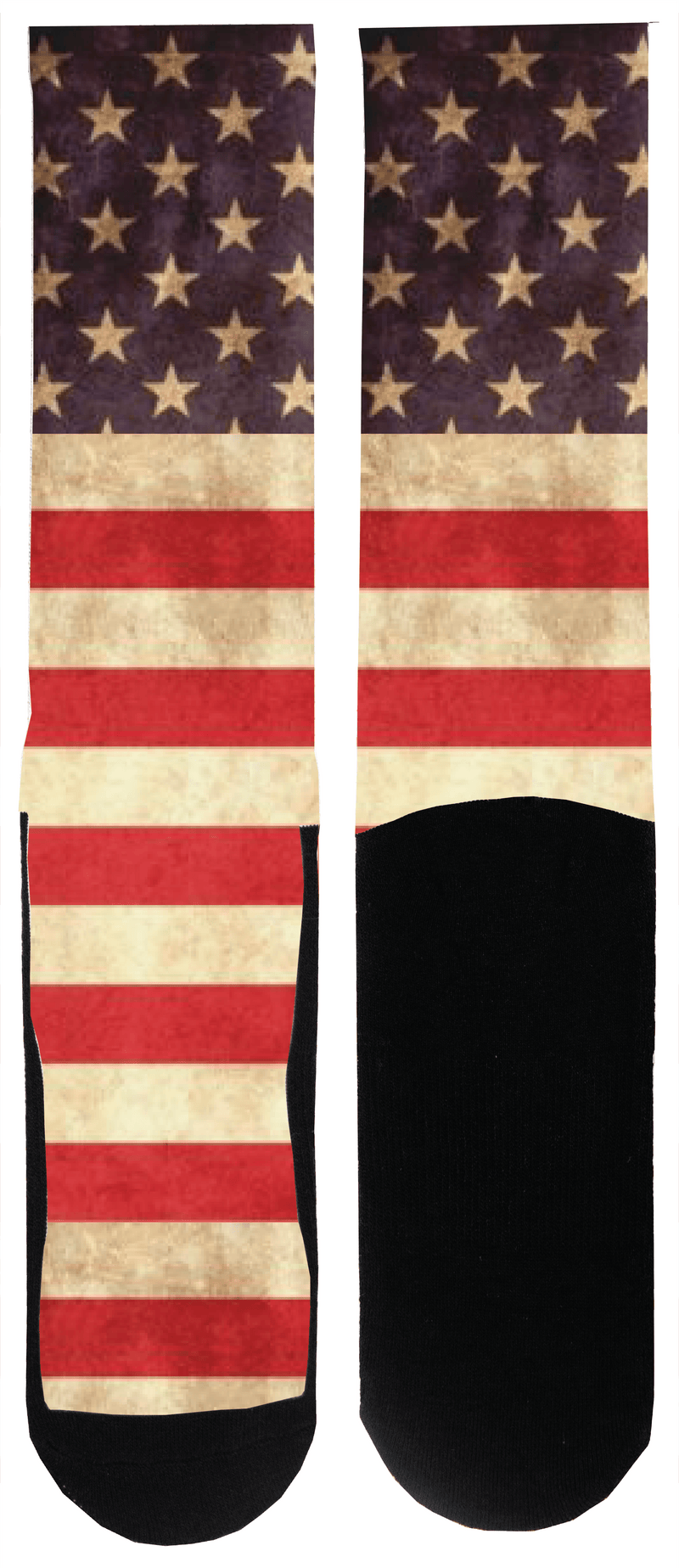 Old Glory Sock - Tough Tie