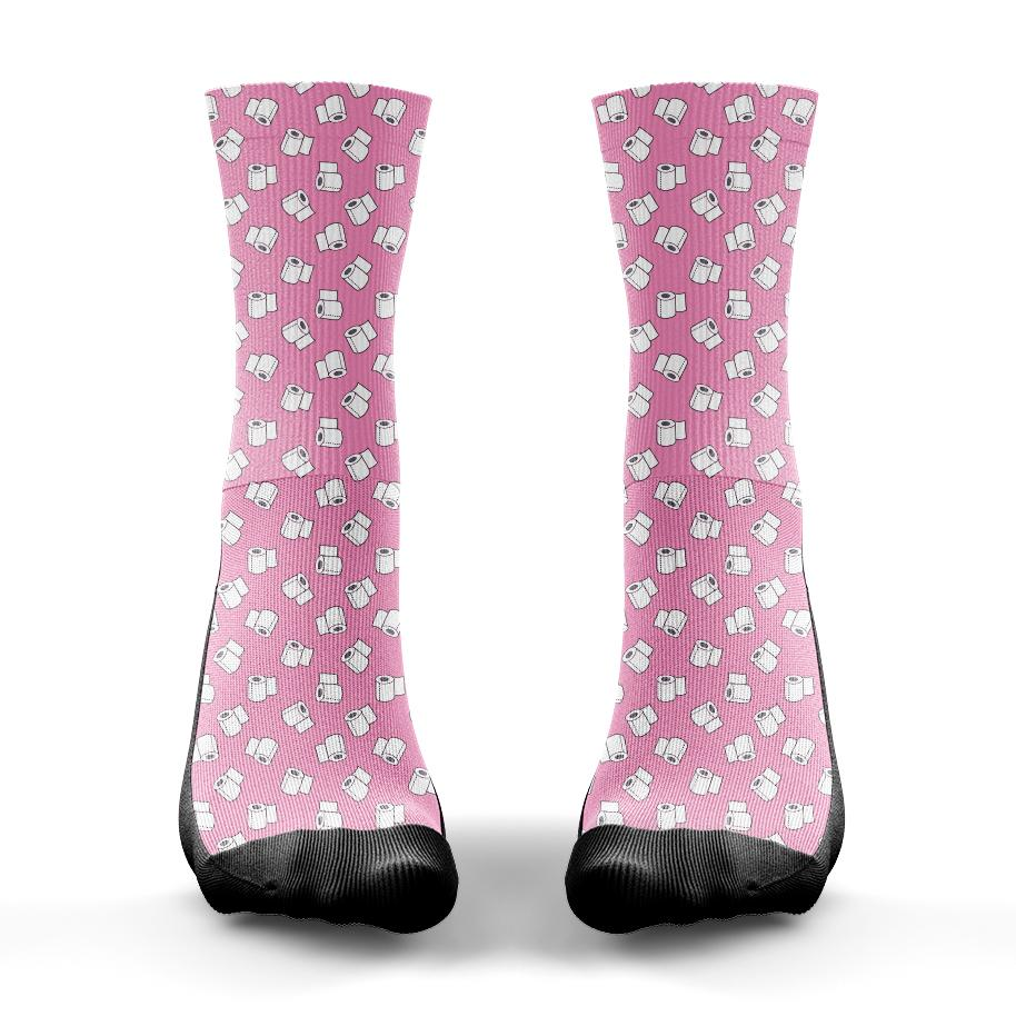 TP Pink Sock