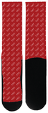 Red Shades Sock - Tough Tie