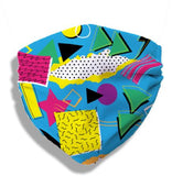 Rocket Power Mask (washable and moisture barrier)