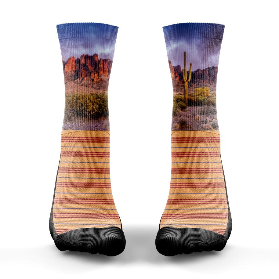 Superstition Sock
