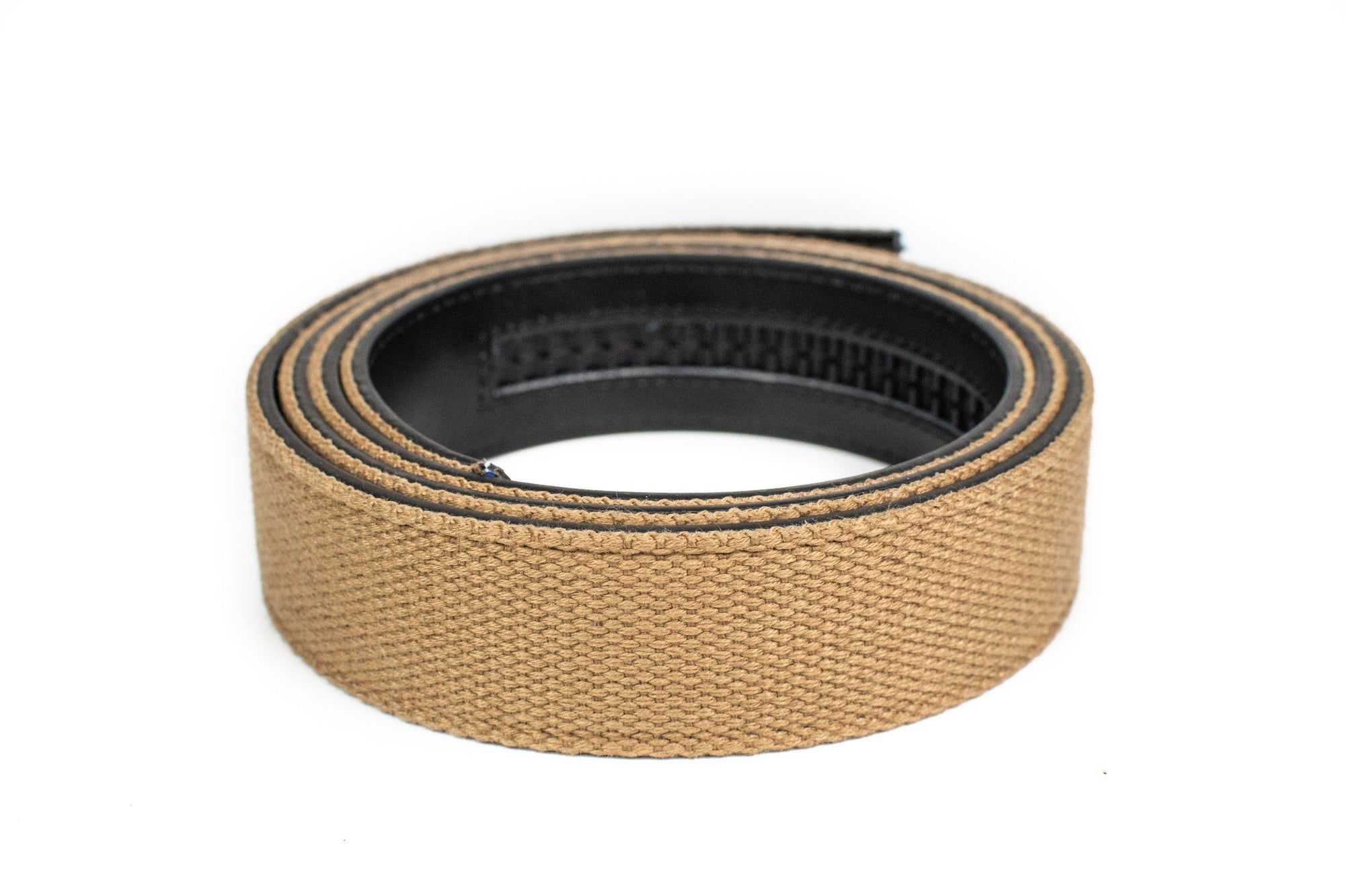 Tan Canvas Strap - Tough Tie
