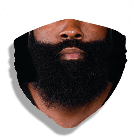 The Harden Mask (washable and moisture barrier)