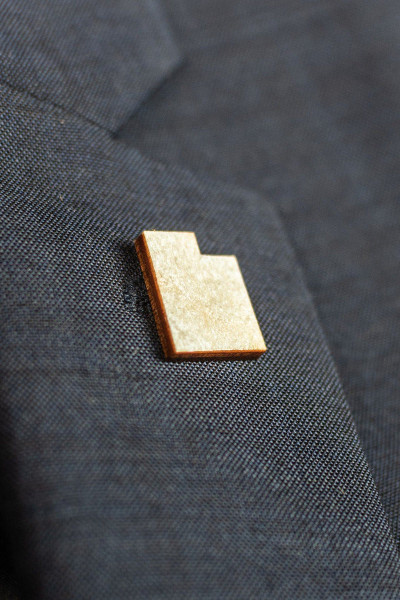 UT Lapel Pin - Tough Tie