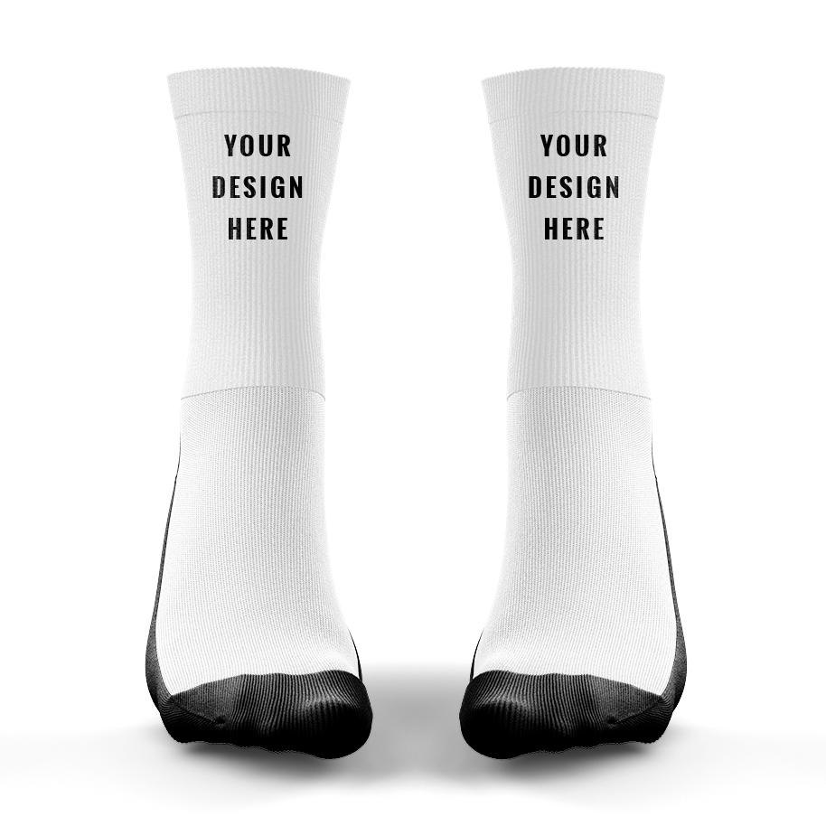 Custom Tough Apparel Sock - Design Your Own!