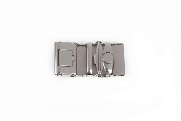 Platinum Buckle - Nickel Free - Tough Tie