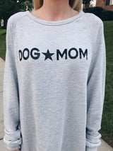 Dog Mom Terry Sweatshirt