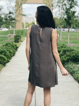 Monterey Pocketed Tencel Dress