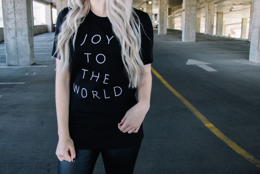 Joy To The World Top