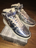 Silver Air Force Ones