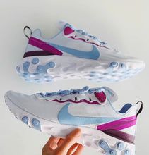 Purple Nike React Element 55