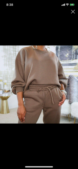 Luxe Essential Sweatpants