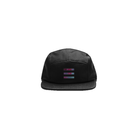 Glitch 5-Panel Hat + Digital Album