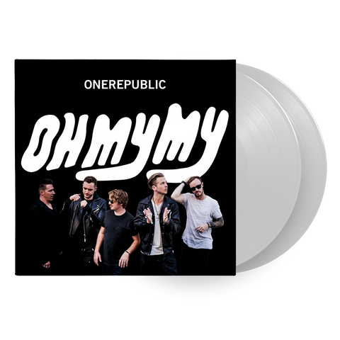 Oh My My 2LP + Digital Album