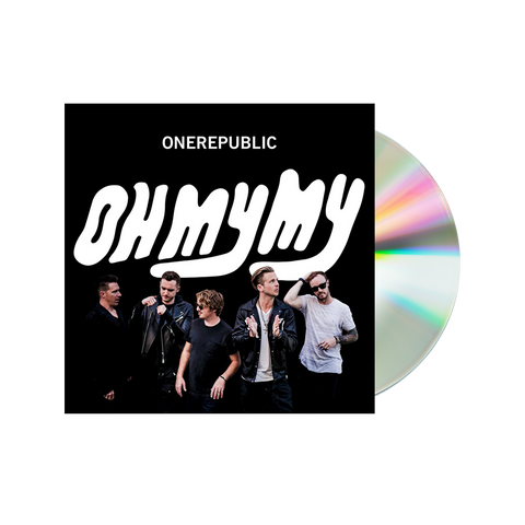 Oh My My CD + Digital Album