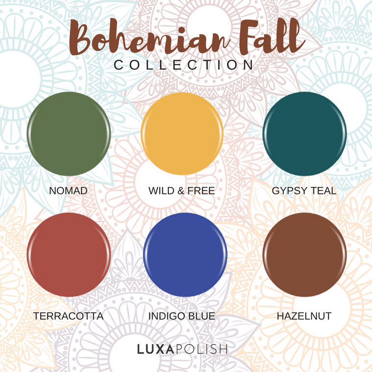 BOHEMIAN FALL COLLECTION