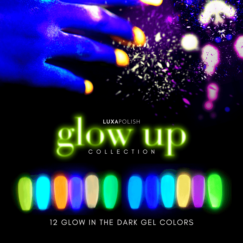 GLOW UP COLLECTION - LUXAPOLISH
