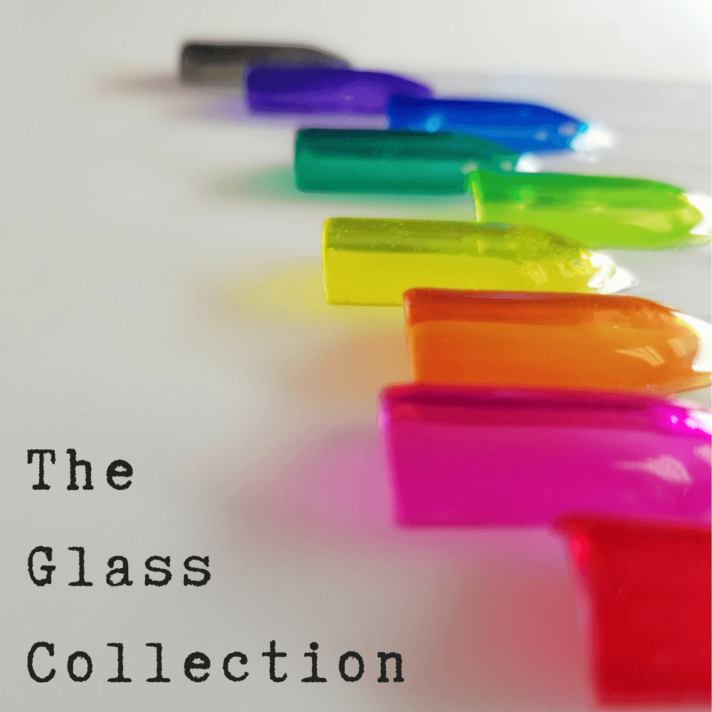 The Glass Collection / PRE-ORDER - SHIPS 8/13 - LUXAPOLISH