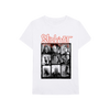 Masks Photo Dateback White Tee