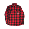 Red Logo Flannel
