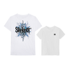 Blue Lightning T-Shirt Bundle (Women's + Kid's)