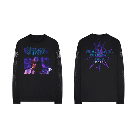 We Are Not Your Kind / EU Tour Long Sleeve Shirt