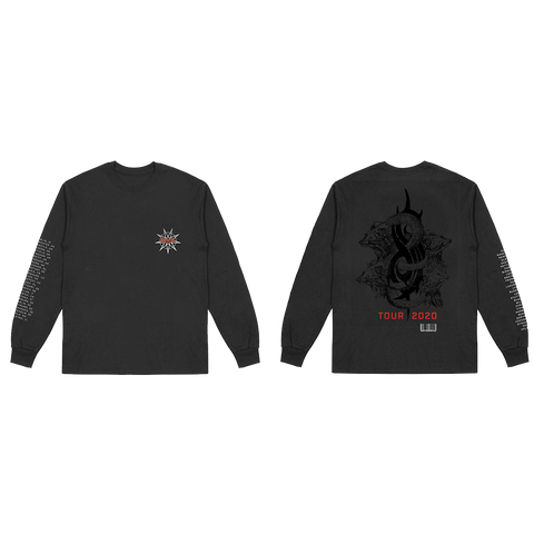 Tour 2020 Long Sleeve Shirt