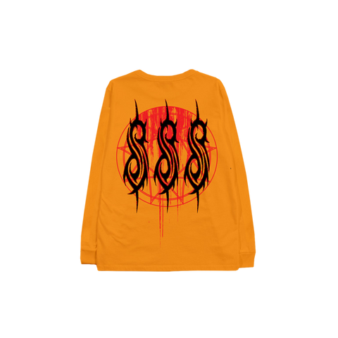 "Slipknot ""Winged Devil"" Longsleeve Shirt"