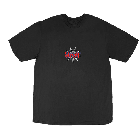 SLIPKNOT LOGO STAR TEE