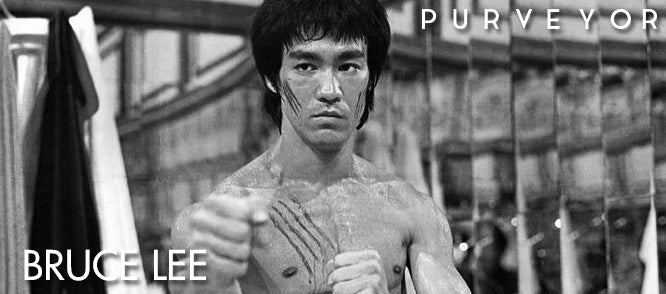 Bruce Lee Is Purveyor