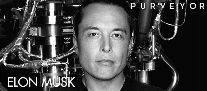 Elon Musk Is Purveyor