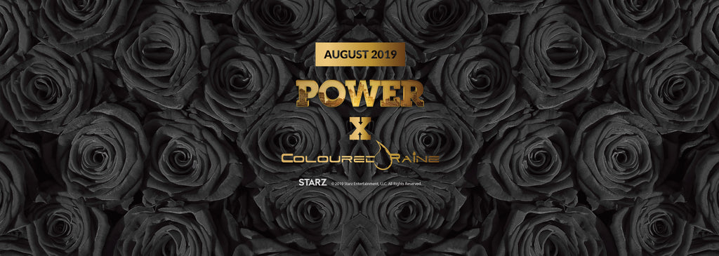 "Coloured Raine & ""POWER"" Collaborate on Makeup Collection"