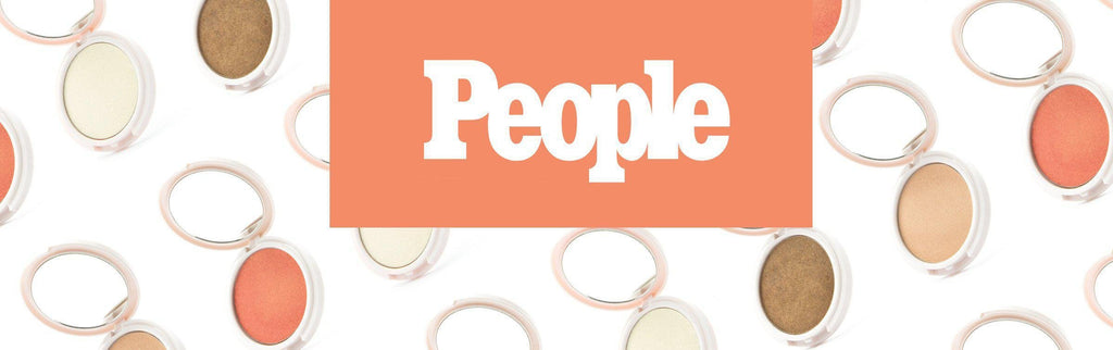 Coloured Raine Featured in People Magazine-Coloured Raine Cosmetics