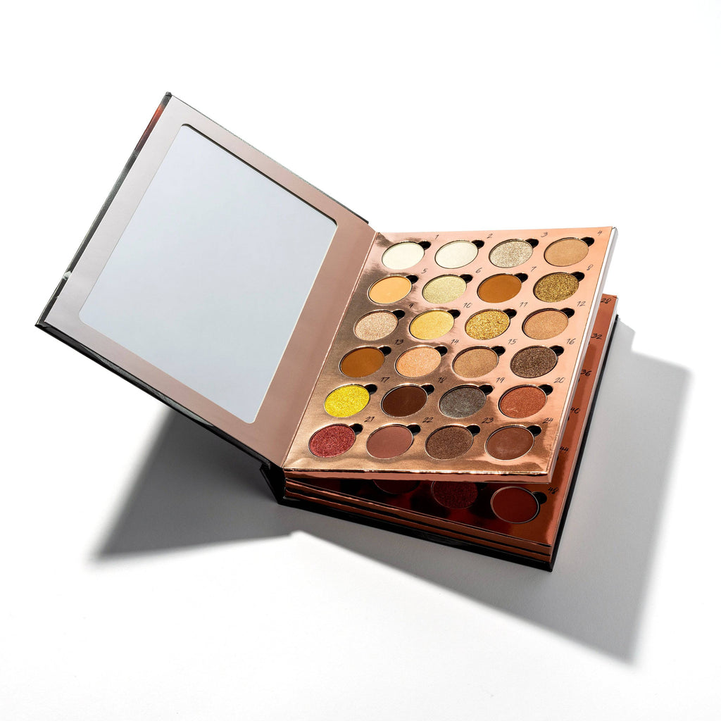 Book of Shades Eyeshadow Organizer
