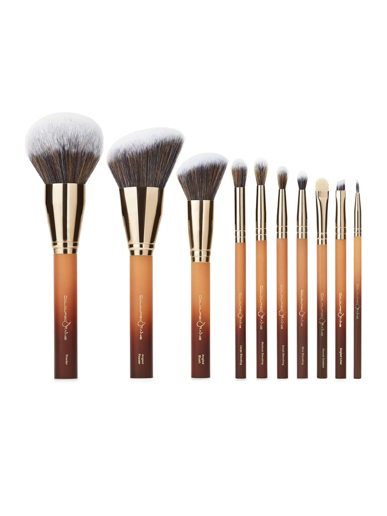 10 Piece Signature Brush Collection