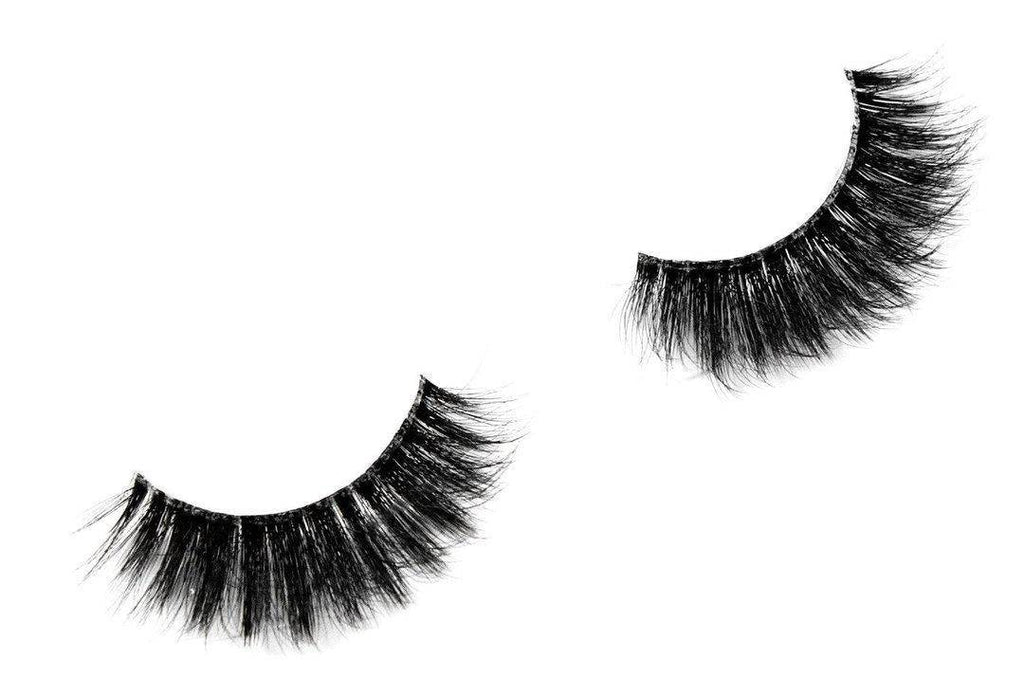 All Woman-Eyelashes-Coloured Raine Cosmetics