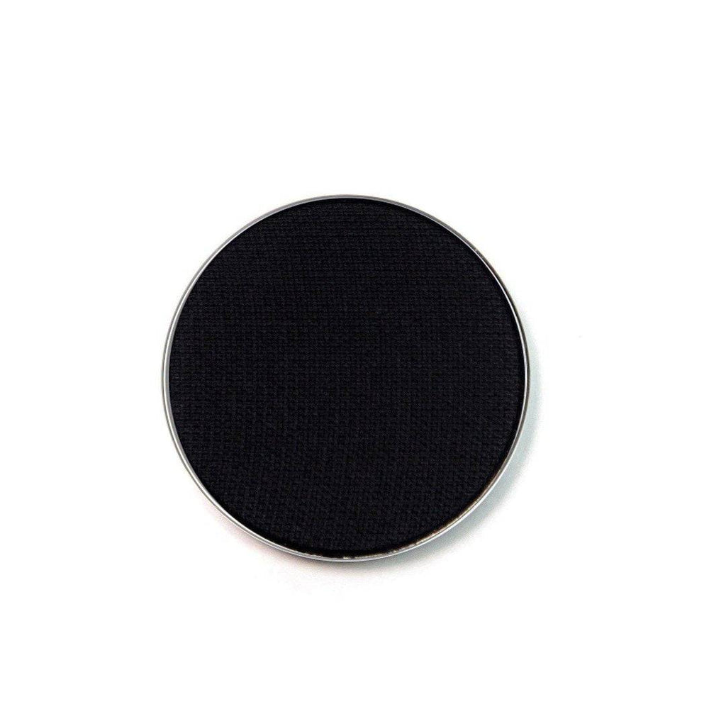 Black Moon true black eyeshadow by Coloured Raine Cosmetics