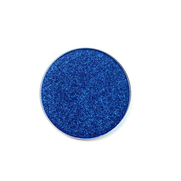 Blue Magic royal blue eyeshadow by Coloured Raine Cosmetics