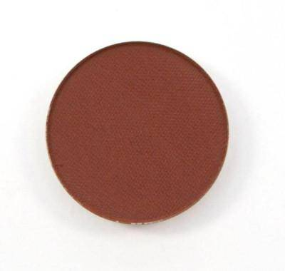 brick red eyeshadow pan by Coloured Raine Cosmetics
