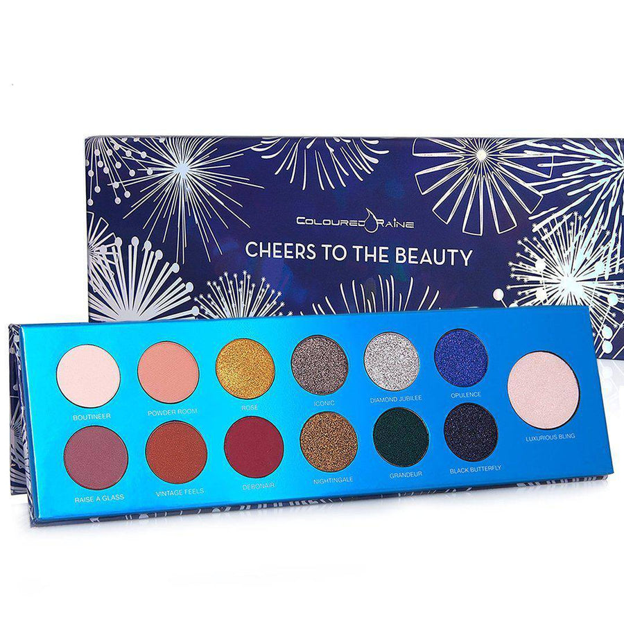 Cheers To The Beauty™-Eyes-Coloured Raine Cosmetics