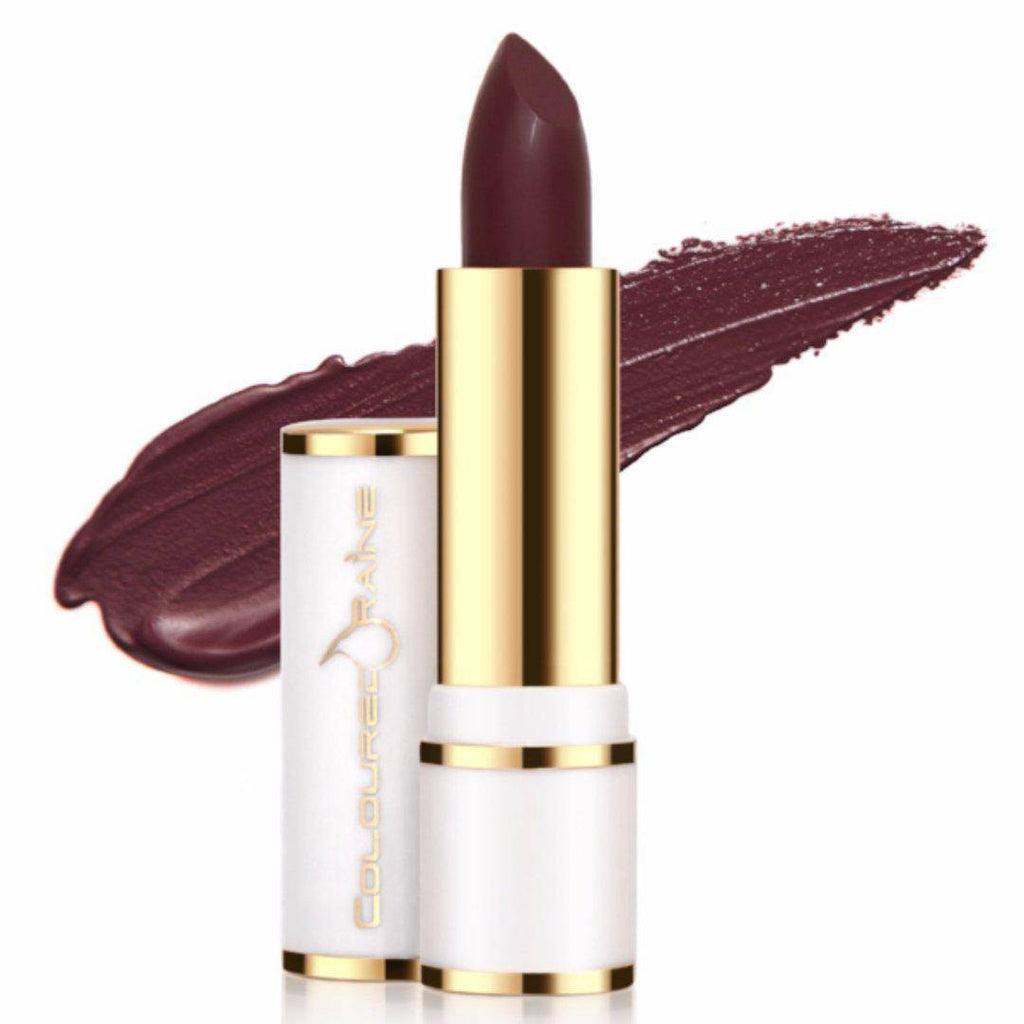Chocolip Brown Lipstick by Coloured Raine Cosmetics